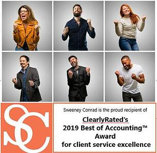 Best of Accounting Award - Seattle CPA