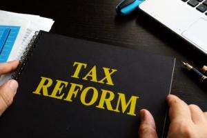 2018 Tax Reform - Bellevue CPA Firm