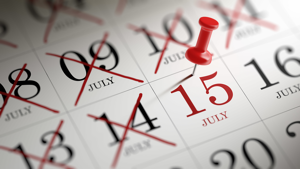 Filing Deadlines extended due to COVID-19 (coronavirus)