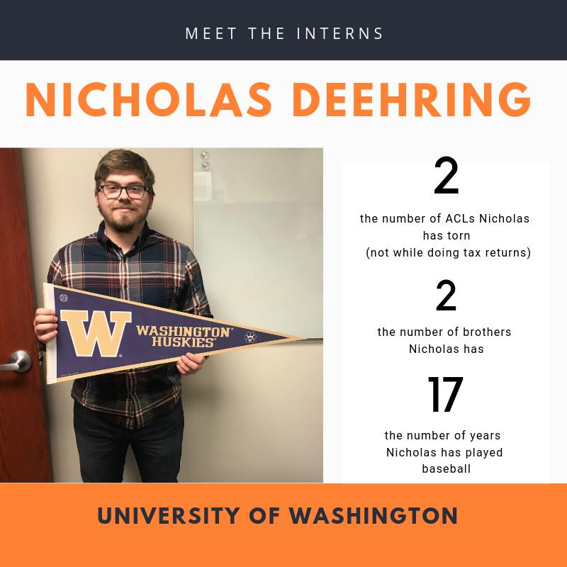 Nicholas Deehring